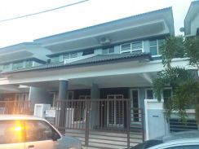 Fully furnish 2 Storey Teres Tmn Paya Rumput Bestari near Tesco Melaka