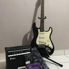 Squier by Fender Bulet strat