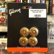 Gibson PRHK-020 Guitar Top Hat Knobs - Gold