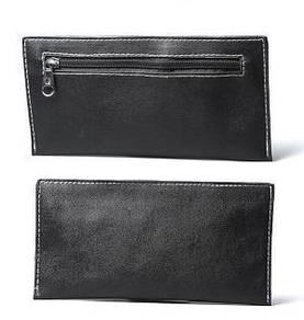 (101) Man Simple Clutch Bag Long Wallet Purse