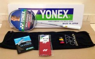 Yonex Duora 10 LCW J/Blue 6in1 Package SP30lbs