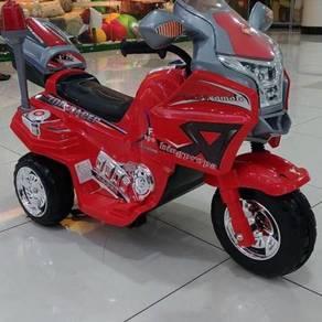 Children big police motorbike motor Kanak-Kanak jb