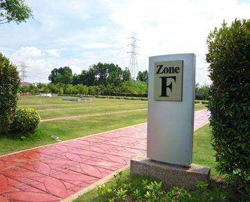[BELOW MKT PRICE] Corner Double lot at Nirvana Shah Alam Memorial Park