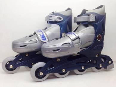 GREY Kasut roda Rollerblade kids adjustable Jb#-