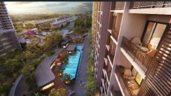 New Launching Luxury Condominium 1250sf-1945sf,0% D/P,Cheras South
