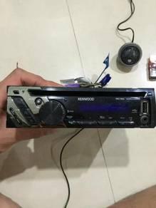 Kenwood USB Radio Aux
