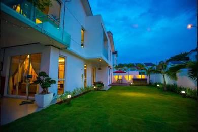 (SEMI-D CONCEPT, 35'x80') 2 Storey terrace, LUNARe Villa 2, PUTRAJAYA