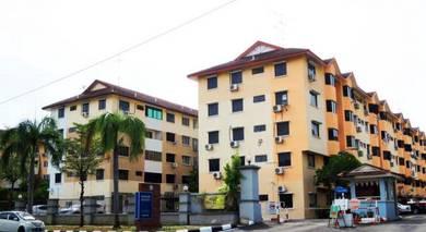 Hot Town Area Pangsapuri Hilir Kota