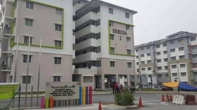 Seroja Apartment Setia Alam