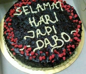 Kek Birthday