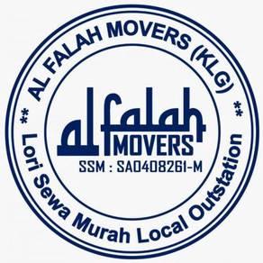 Lori Sewa 1235 Tan Pindah Rumah Movers 4x4 Service