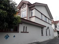 Double Storey End Lot Terrace House Bandar Pulai Jaya