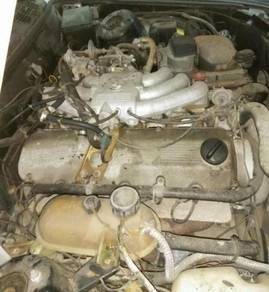 BMW E30 323i M20B23 Auto Half Cut