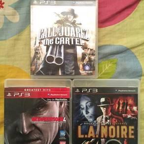 Cd Ps3 Games 3