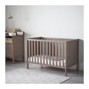 Baby Cot Ikea Sundvik