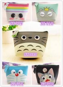 Small Cute wallet / Make up Bag