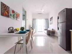 D'pulze Cyberjaya, 1 Bedroom Unit, Nice and Renovated, Cheapest Sell