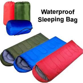Waterproof sleeping bag / beg tidur 09