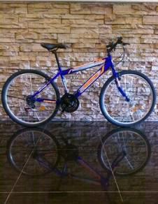 0% SST Basikal Bicycle 18 Speed Adult Baru-Factory