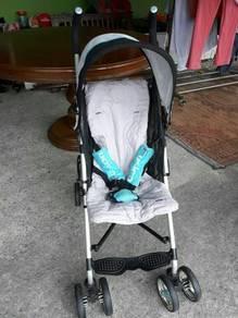 Stroller baby sweetcherry