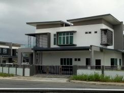 [PRIME LOCATION ]New and large Double Storey Semi D Stutong baru