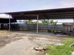 Beside Inanam Town Warehouse