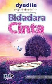 Novel Dyadila, Bidadara Cinta