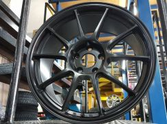 Sport Rim WEDSPORT TC105N BLACK EDITION 18x8.5JJ