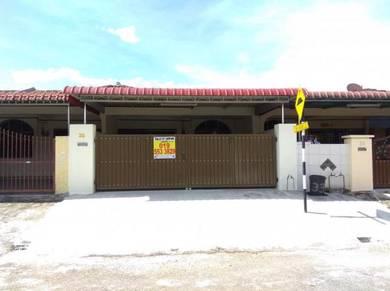 Nice 1 Storey Terrace House at Medan Klebang Restu , Chemor
