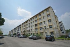Prima Cempaka Apartment, Kajang, Ground Floor, Renovated, Freehold