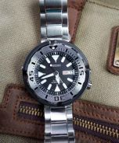 Original SEIKO diver watch