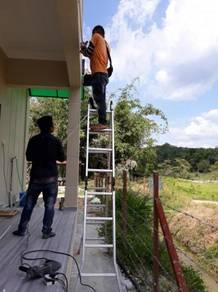 Install CCTV KL