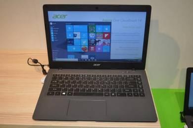 Acer cloudbook 14 tiptop condition