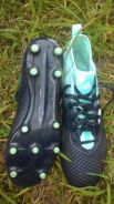 Assalam.kasut baru paka 2 kali