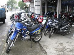 Motor good cond below 300cc 2nd Hand Cash Deal