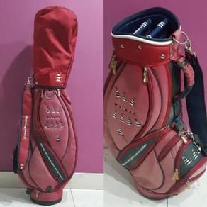 Munsingwear golf cart bag