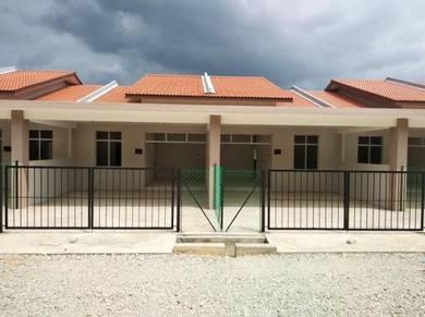 New Single Storey at Batu 16 Jalan Gambang Opposite SMK Gambang 20x99