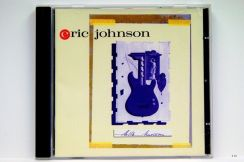 Original CD - ERIC JOHNSON - Ah Via Musicom [1990]