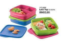 Tupperware brands Lollitup
