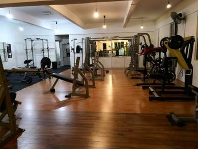 Gym business for sale