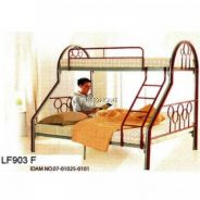 Twin Over Full Bunk Metal Bed Frame (LF903F)