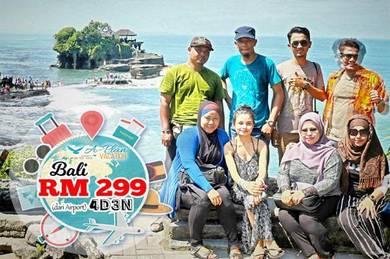 Bali Denpasar 4D3N Muslim Tour