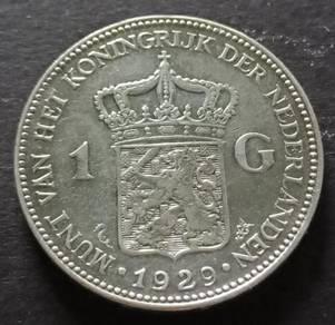 Nederlanden (Wilhelmina) 1G 1929