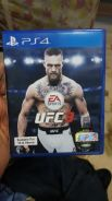 UFC 3 for PS4
