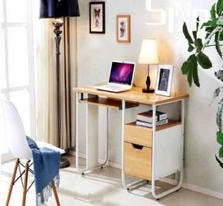 U Shaped Leg Compact Computer Workstation