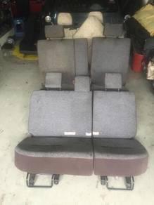 Seat toyota passk hana euro spec for myvi