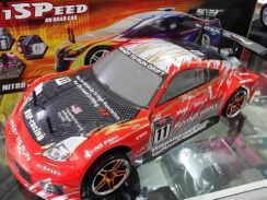 Hsp Flying Fish 1.10 Rc Touring Drift Car
