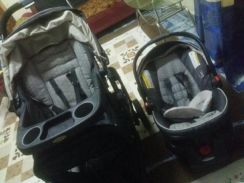 GRACO stroller and car seat