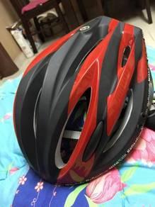Rb mtb roadbike bicycle basikal helmet & stand