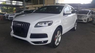 Recon Audi Q7 for sale